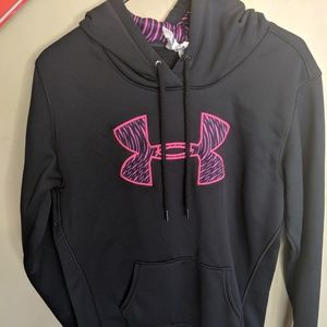 Gently used Under Armour hoodie